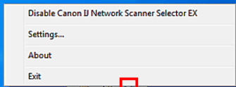 IJ Network Scanner Selector EX Download