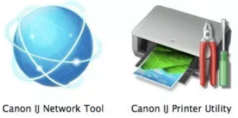 IJ Start Canon, Canon IJ Network Scan Utility and Canon IJ Network Tool